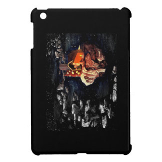 Space Hotel Artwork on Phone Case Case For The iPad Mini