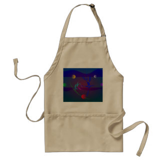 Space in the Deep Sea Apron
