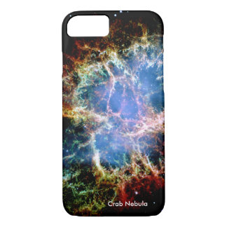 Space is the place:  Crab Nebula iPhone 7 Case