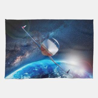 SPACE JET HAND TOWEL
