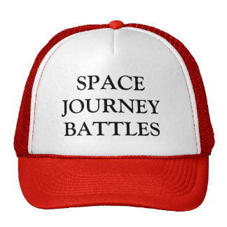 Space Journey Battles - hat