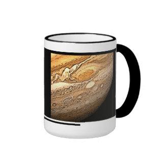 Space:  Jupiter Mugs