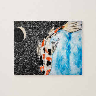 Space Koi Puzzle
