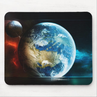 Space Lanes on Skeletter Mouse Pad