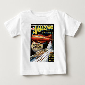 Space Liners Baby T-Shirt