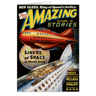Space Liners Card