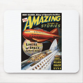 Space Liners Mouse Pad