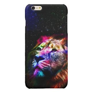Space lion _caseSpace lion - colorful lion - lion