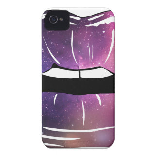 Space Lips iPhone 4 Cover