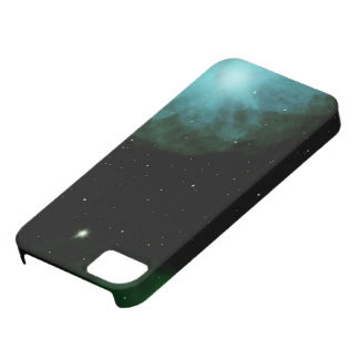 Space look design iPhone 5 cover