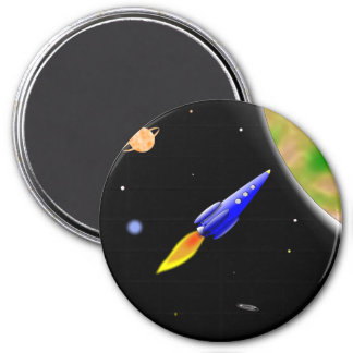 """Space"" magnet"