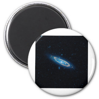 space refrigerator magnet