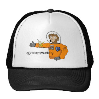 Space Monkey Cap