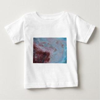Space Monkey Head Nebula NGC1274 Astronomy Baby T-Shirt