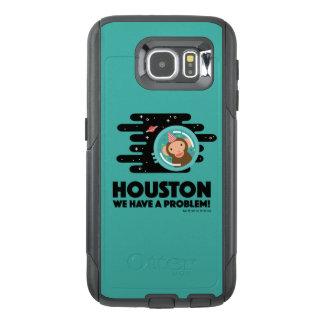 Space Monkey OtterBox Samsung Galaxy S6 Case