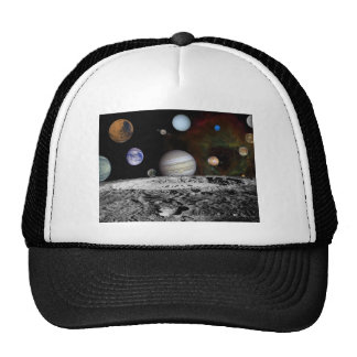 space montage cap
