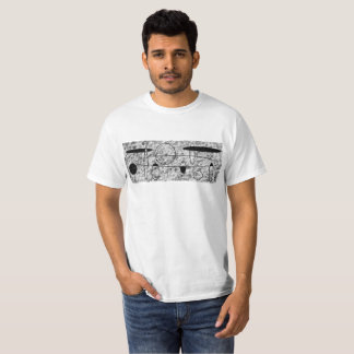 space moon T-Shirt