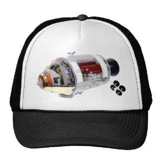 Space motel trucker hat