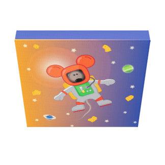 Space Mouse Canvas