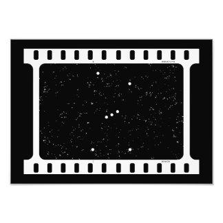 Space Negative photo print