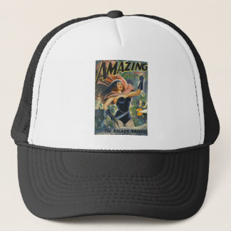 Space Opera Trucker Hat