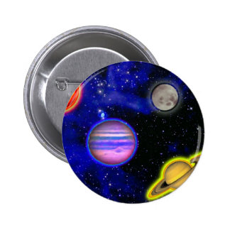 Space Painting Button