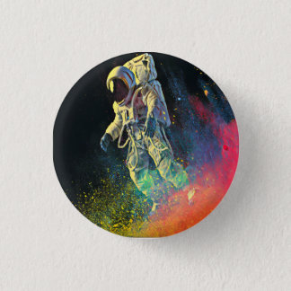 SPACE PARTY BUTTON