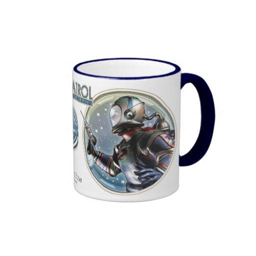 Space Patrol Mug