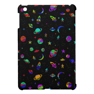 Space pattern cover for the iPad mini