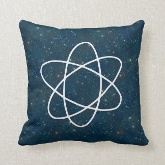 Space Pattern Science Stars in Galaxy Cushion