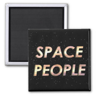 Space People - The Magnet! Magnet