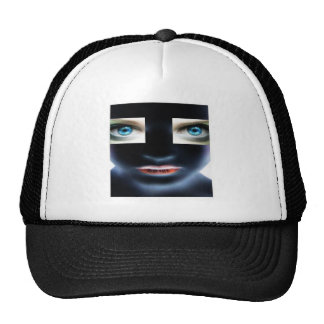 Space Phantom Machine Vampire Mesh Hats