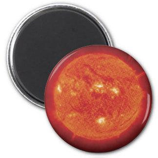 Space Photo Sun Magnet