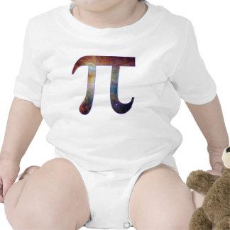 Space pi happy pi day galaxy math geek gift bodysuits