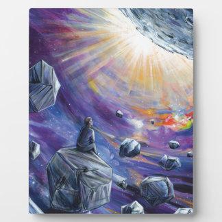 Space Plaque