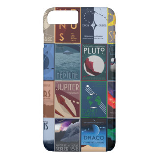 Space Poster Phone Case