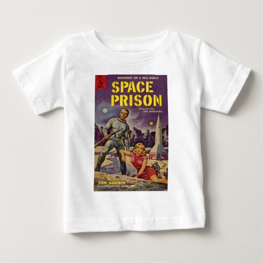 Space Prison Baby T-Shirt