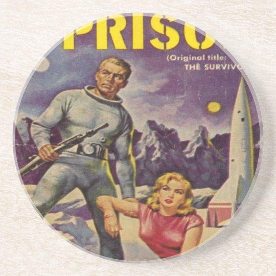 Space Prison Coaster