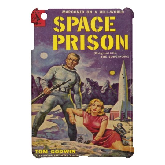 Space Prison iPad Mini Cover