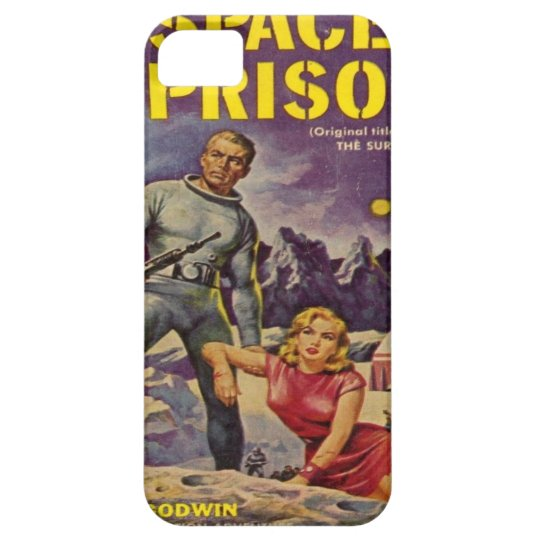 Space Prison iPhone 5 Cover