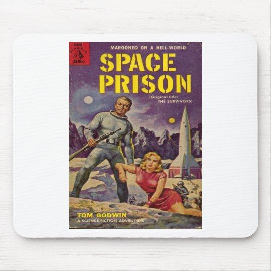 Space Prison Mouse Pad