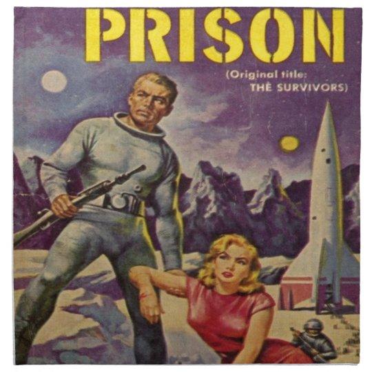 Space Prison Napkin