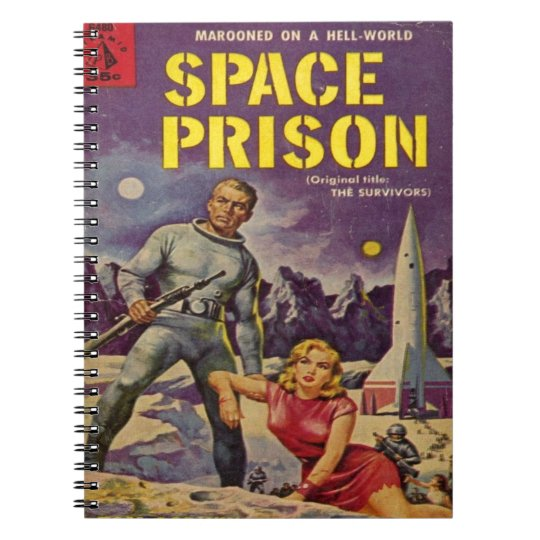 Space Prison Notebook