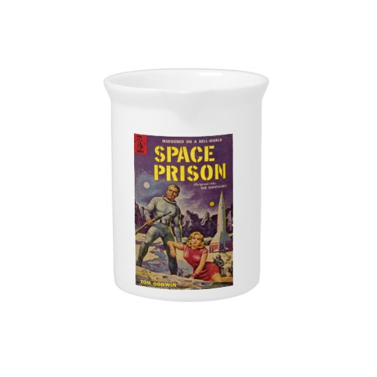 Space Prison Pitcher