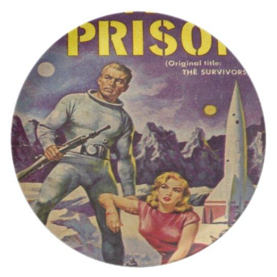 Space Prison Plate