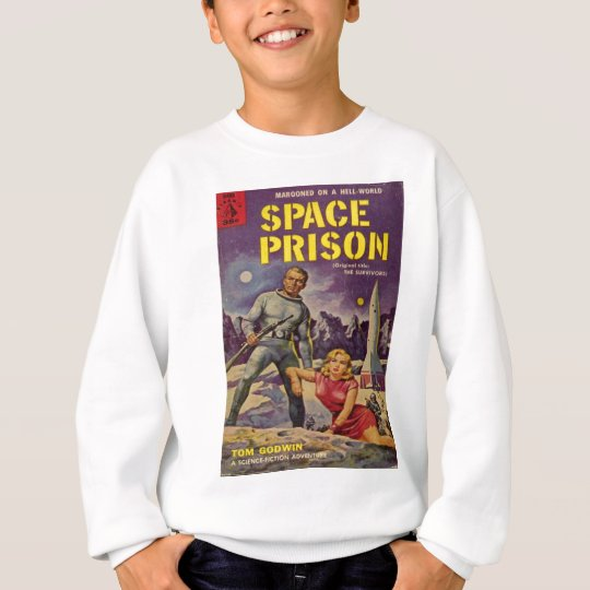 Space Prison Sweatshirt