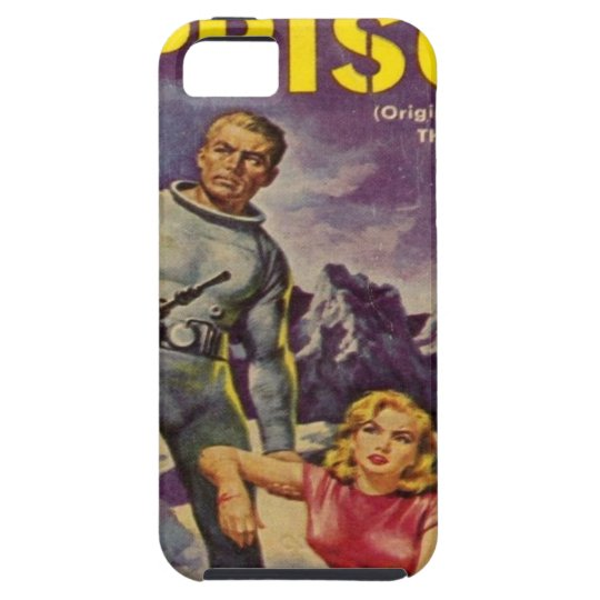 Space Prison Tough iPhone 5 Case