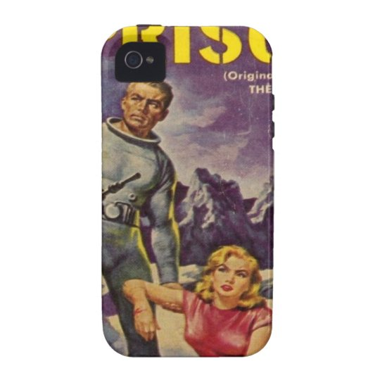 Space Prison Vibe iPhone 4 Cover