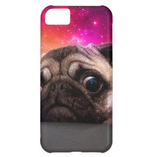space pug - pug food - pug cookie iPhone 5C case