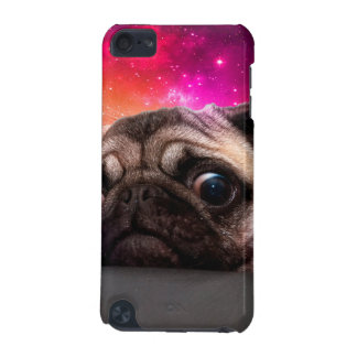 space pug - pug food - pug cookie iPod touch (5th generation) covers